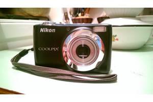 б/в Цифрові фотоапарати Nikon CoolPix L22