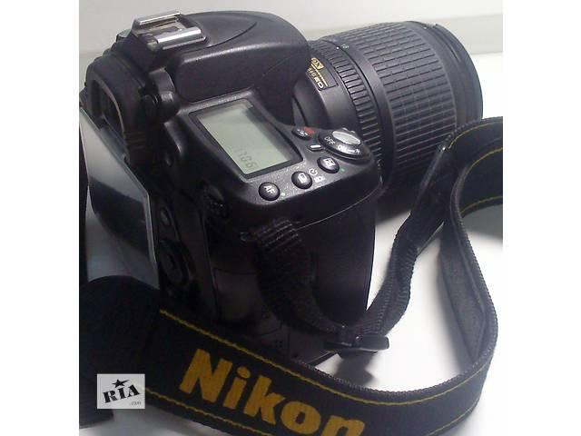 купить бу Фотоаппарат Nikon d90, объективы, вспышка в Херсоне