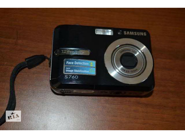 купить бу Фотоаппарат Samsung S760 в Киеве