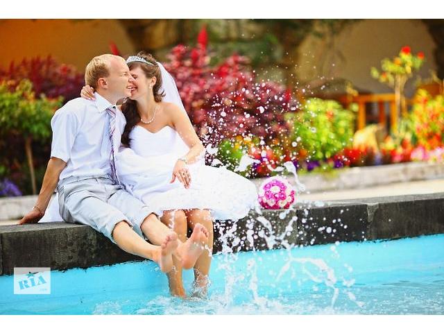 бу Фотосъёмка свадьбы  в Украине