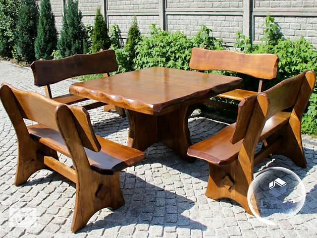 купить бу Комплект мебели для сада из дерева  в Харькове