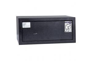 Мебельный сейф Ferocon БС-23К.9005, 360х165х320, 5.2 кг