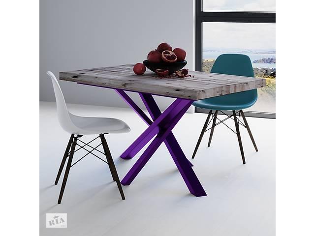 бу Обеденный стол в стиле LOFT (Table - 369) в Киеве