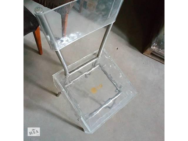 Прозрачные диваны и стулья- объявление о продаже  в Києві