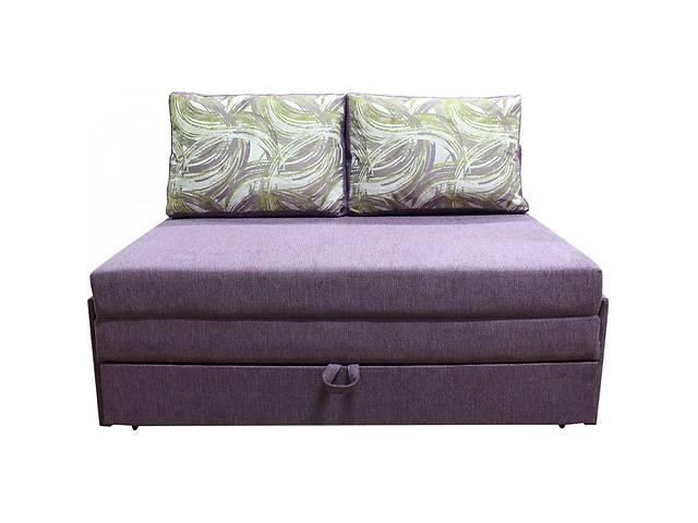 Прямой диван Ribeka Омега 140 см 20M01 Сиреневый- объявление о продаже  в Киеве