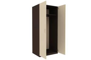 Шкаф гардероб для одежды FlashNika Ш-31 ШхГхВ 600х330х1800 мм
