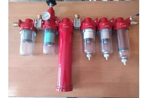 Фильтрующая система сжатого воздуха