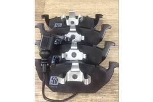 Тормозные колодки задние дисковый тормоз Фольксваген Кадди 2003-2010 209013 Solgy Польша