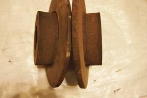 гальмівний диск для Ford Transit 1991рв на форд транзит БАЛОЧНИЙ НЕМАЄ ПРУЖИН ціна 550гр за один диск НЕ СПАРКА гарантія