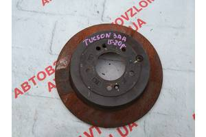 Гальмівний диск задній для Hyundai Tucson 2015-2020
