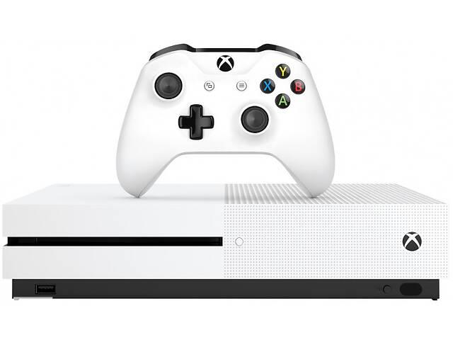 бу Microsoft Xbox One S 500GB + Game в Харькове