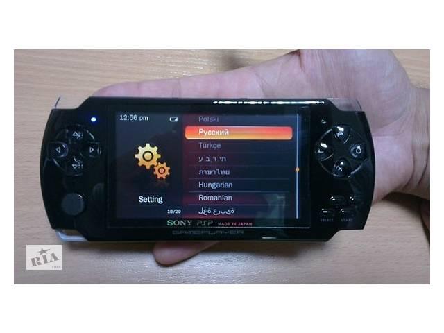 продам Відмінна приставка SONY PSP-3000. 5000игр. Нова. бу в Києві