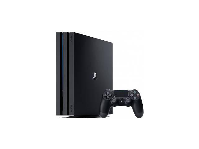 Sony PlayStation 4 Pro + Game- объявление о продаже  в Харкові