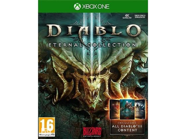 продам ИграDiabloIIIEternalCollection(XboxOne, Английский язык) бу в Киеве