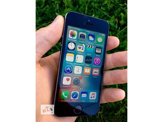 бу гарантия идеал Neverlock 16gb бу идеальное состояние айфон iphone 5s с в Виннице