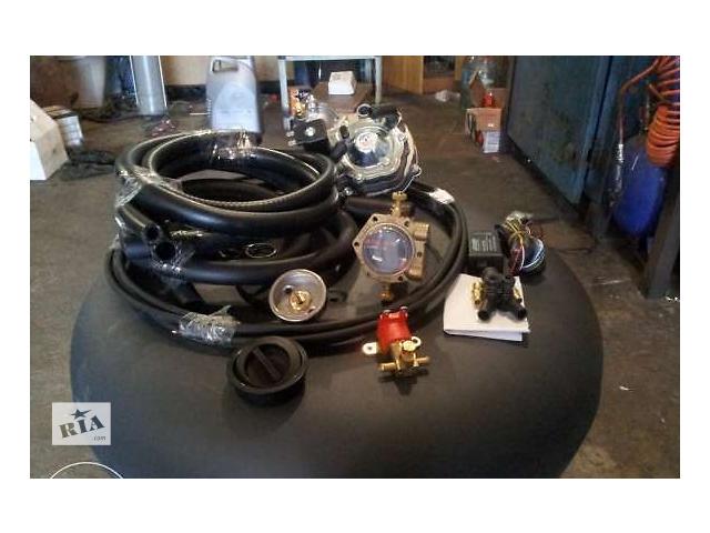 Газова установка ГБО 2 гбо 4 ВАЗ 1102 Газ Пропан Метан Италия Lovato- объявление о продаже  в Киеве