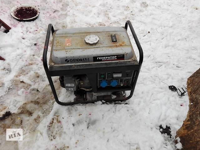 Генератор бензиновый- объявление о продаже  в Фастове