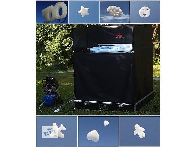 продам Генератор облаков, летающие пенные логотипы flogos SHOWplus Foam Cloud 500 бу  в Украине