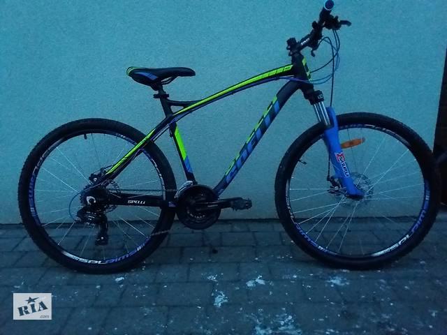 продам горный велосипед Spelli 26 бу в Львове