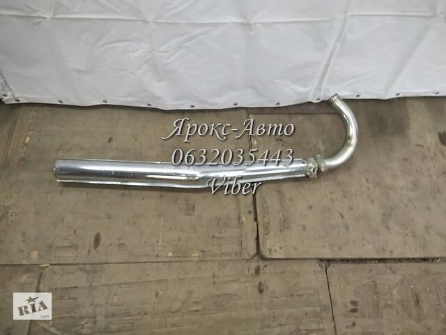 продам Глушитель, выхлопная труба с коленом ИЖ Планета-5 бу в Харькове