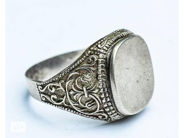 508a7eb9a26b Мужское кольцо - печатка! Серебро,925 проба! - Ювелирные изделия и ...
