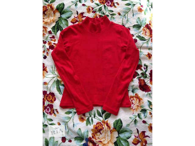 Гольф женский красный- объявление о продаже  в Житомире