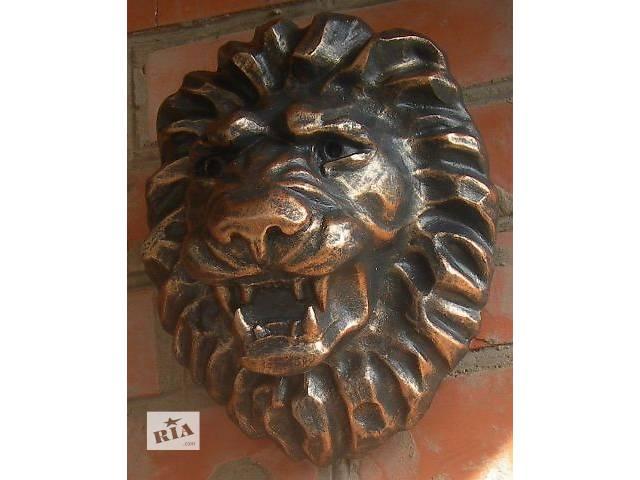 купить бу Декор для дому голова лева барельєф в Вінниці
