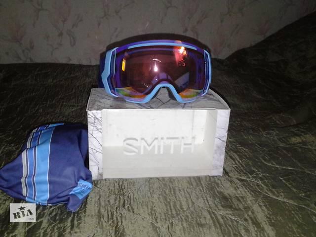 Горнолыжные очки маска Smith I/O series- объявление о продаже  в Токмаке