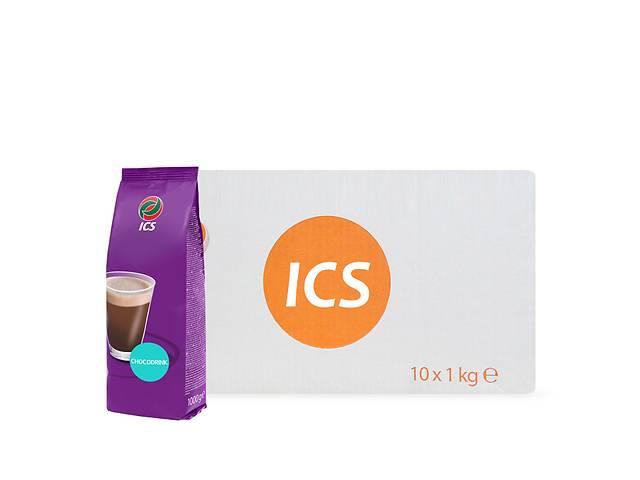 купить бу Горячий шоколад Ics Azur, молочный, 9%, 1кг*10уп в Киеве