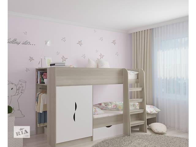 Дитяча двох ярусна ліжко Фієста - Дитячі меблі в Чернівцях на RIA.com 6a050527bb85c