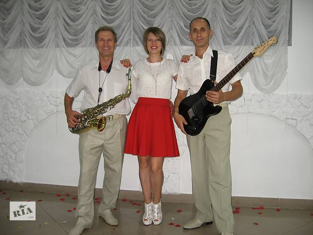 купить бу АКЦИЯ! Музыканты/живая музыка/ тамада. Группа «FlirT»  в Украине
