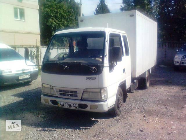 Грузовые перевозки до 2,5 тонн по Виннице и Украине- объявление о продаже   в Украине