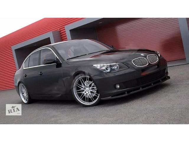 продам Диффузор переднего бампера BMW 5 E60 E61 БМВ 5 Е60 Е61 бу в Луцке