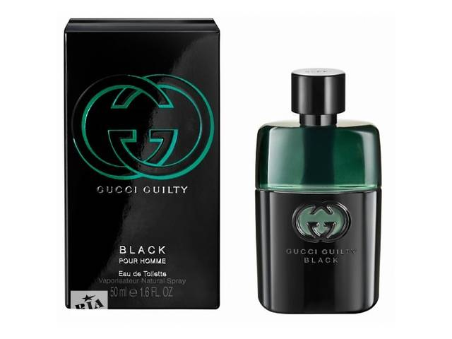 купить бу Gucci Guilty Black Pour Homme в Киеве