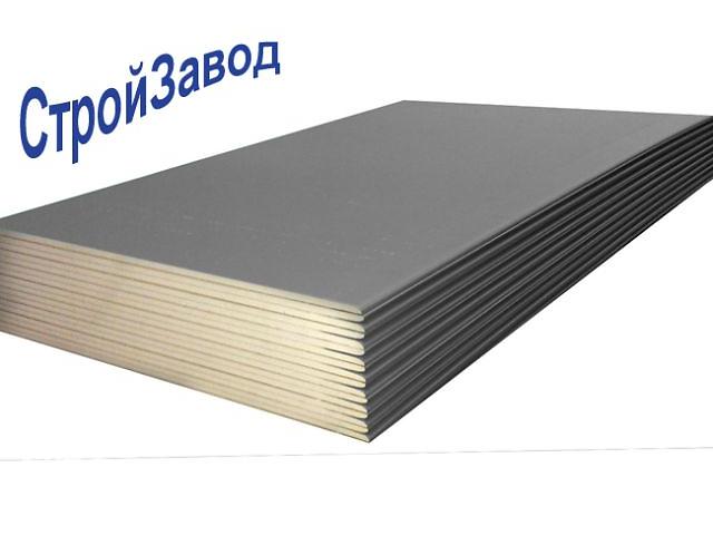 купить бу Гипсокартон стеновой Knauf ГКЛ 12,5х1200х2000 мм, Киев в Киеве