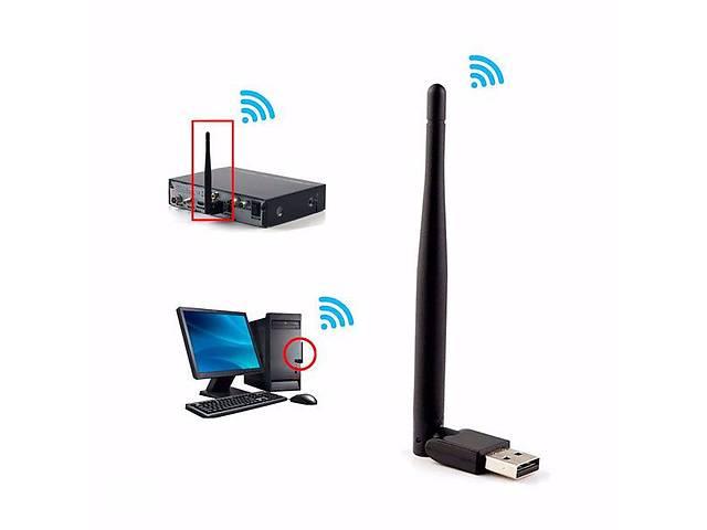 продам Беспроводной WI-FI Адаптер 7601 USB SET TOP BOX WI-FI бу в Киеве