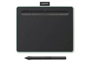 Графический планшет Wacom Intuos S Bluetooth pistachio (CTL-4100WLE-N)