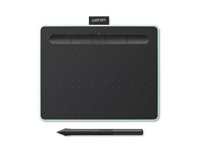бу Графический планшет Wacom Intuos S Bluetooth pistachio (CTL-4100WLE-N) в Киеве