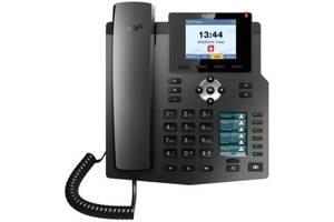 IP телефон Fanvil X4 (без БП) (6937295600568)