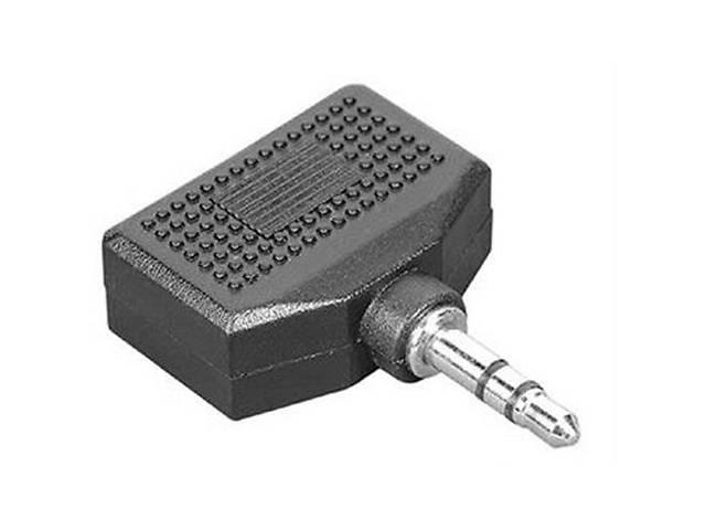 бу Кабель HAMA 43353 Audio Adapter 3,5mm-2x3,5mm Jack Stereo в Киеве