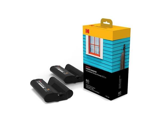 купить бу Картридж Kodak Cartridge for Printer Dock-80 Photo (PHC-80) в Дубно (Ровенской обл.)