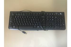 б/у Клавиатуры Logitech