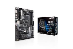 Материнская плата Asus Prime B450-Plus Socket AM4