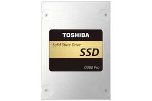 Новые SSD-диски Toshiba