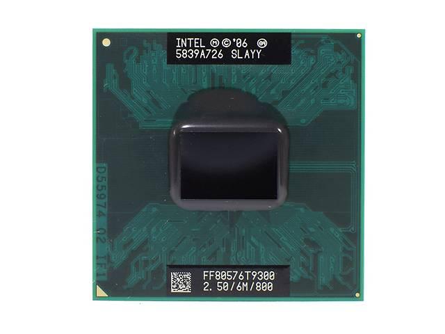 продам Процессор Intel Core 2 Duo T9300 (2.50 GHz, 6 MB) + термопаста бу в Николаеве