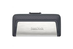 USB Flash (флешка) SanDisk 256 GB Ultra Dual Drive USB-C (SDDDC2-256G-G46)