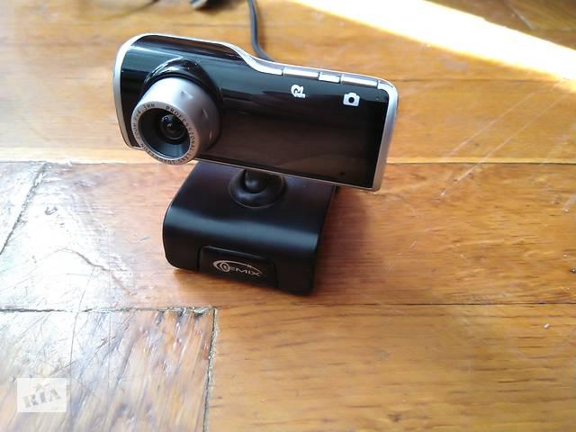 продам Веб камера Gemix t21 black, web бу в Тернополе