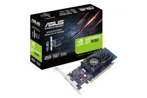 Видеокарта GeForce GT1030 2048Mb ASUS (GT1030-2G-BRK)