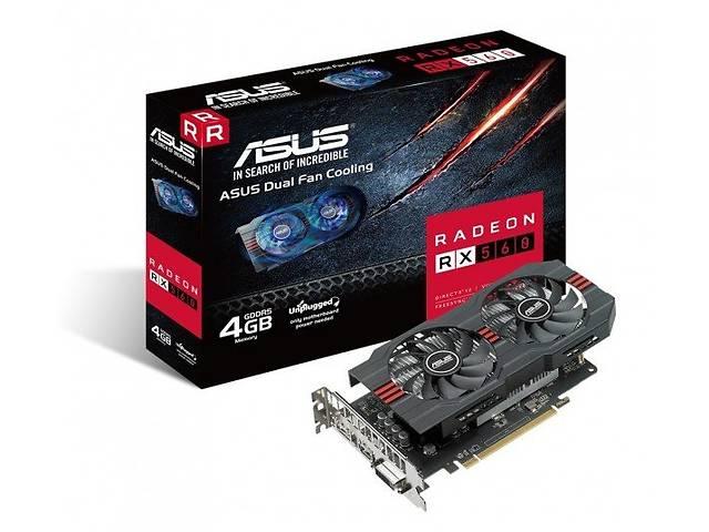Відеокарта ASUS Radeon RX 560 2GB DDR5 AREZ EVO (AREZ-RX560-2G-EVO)- объявление о продаже  в Києві