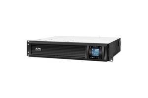 ИБП APC Smart-UPS C RM 2000VA LCD 230V (SMC2000I-2U)